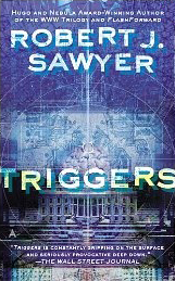 [Triggers US Paperback Cover]